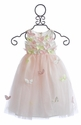 Biscotti Bella Butterfly Girls Dress Infant and Toddler