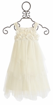 Biscotti Boutique Flower Girls Dress in Ivory (5 & 8)