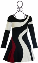 Biscotti Color Block Dress for Girls (6X/7 & 10)
