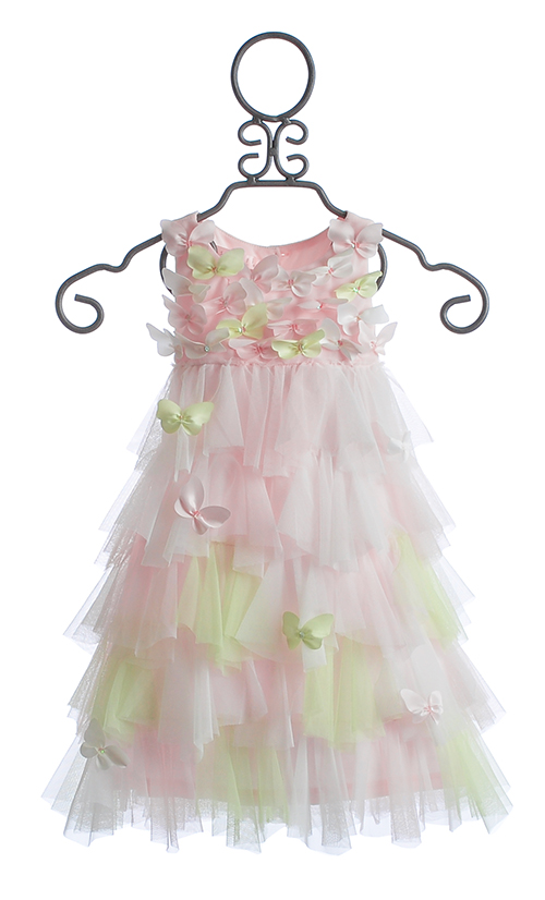 Biscotti Dresses For Girls Bella Butterfly