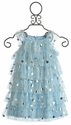 Biscotti Follow Your Heart Blue Girls Dress