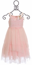 Biscotti Once Upon a Wish Dress Pink