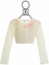 Biscotti Once Upon a Wish Sweater Ivory