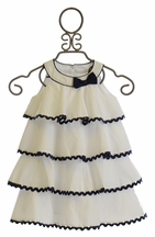 Biscotti Ric Rac Rhumba Little Girls Dress (3T & 4T)
