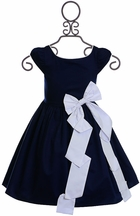 Biscotti Rose Reflection Dress with Bow