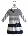Biscotti Shes Got Stripes Girls Dress