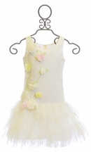 Biscotti Wedding Belles Tutu Dress in Ivory