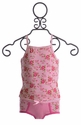 Bluebelle Pink Floral Cami Set for Girls