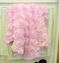 Cach Cach Baby Blanket Cotton Candy Rose in Pink