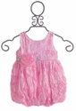 Cach Cach Baby Clothes Pink Romper