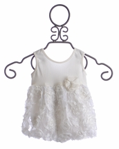 Cach Cach Cream Pie Ivory Baby Bubble