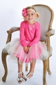 Cach Cach Fancy Dress for Little Girls Sparkle Infusion
