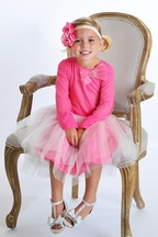 Cach Cach Fancy Dress for Little Girls Sparkle Infusion (Size 2T)