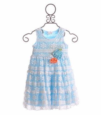 Cach Cach Girls Summer Dress Tutti Frutti