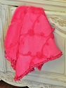Cach Cach Hot Pink Blanket for Girls Rockabye Baby