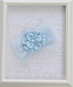 Cach Cach Icy Blooms Headband in Blue