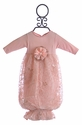 Cach Cach Infant Gown Pretty in Pink
