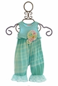 Cach Cach Little Mermaid Baby Girls Romper