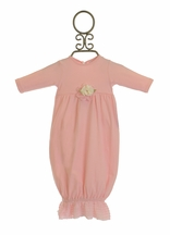 Cach Cach Petite Bouquet Take Home Gown Pink