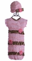 Cach Cach Pink Infant Take Me Home Outfit