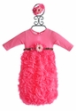 Cach Cach Pink Newborn Gown and Headband Soho Cute