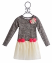 Cach Cach Rockabye Baby Girls Tutu Dress