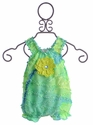 Cach Cach Tropical Punch Baby Girls Romper