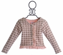 CachCach Girls Houndstooth Coat