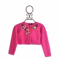 Catimini Toddler Girls Cardigan Fuchsia