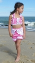 Chichanella Bella Beachside Beauty Girls Tankini