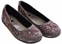 Coastal Projections Silver Flats - Girls Shoes