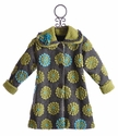 Corky Coats On the Dot Girls Coat in Green