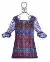 Daisy Jane Girls Boutique Dresses in Crochet Lace (7, 10, 14)