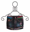 Desigual Butterfly Denim Skirt for Girls