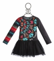 Desigual Butterfly Girls Dress with Tutu Skirt (Size 5/6 & 9/10)