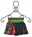 Desigual Designer Girls Skirt in Green (Size 7/8)