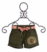 Desigual Designer Shorts for Girls (4,5/6,11/12)