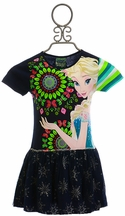Desigual Frozen Elsa Dress