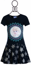 Desigual Frozen Sparkle Dress (7/8,9/10,11/12)