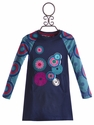 Desigual Girls Back to School Dress in Blue