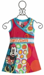 Desigual Girls Dress with Minnie Mouse
