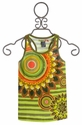 Desigual Girls Top with Sunflowers