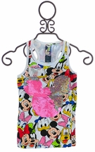 Desigual Mickey Mouse & Friends Shirt
