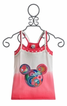 Desigual Minnie Mouse Tank Top for Girls (Size 13/14)