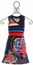 Desigual Nautical Girls Dress (3/4,5/6,9/10)