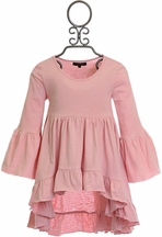 DollBaby Hi Low Tunic Blush