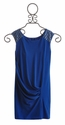 Elisa B Blue Tween Dress