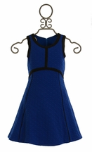 Elisa B Dress for Tween in Blue