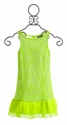 Elisa B Glo In The  Dark Tween Dress