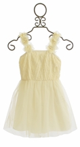 Elisa B Special Occasion Dress for Tweens Beaded Beauty